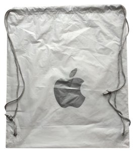 Apple Store Logo Drawstring / Gift Backpack