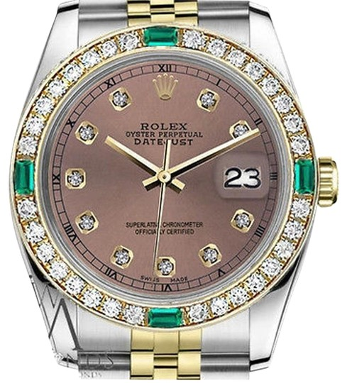 Preload https://img-static.tradesy.com/item/16748281/rolex-women-s-31mm-datejust-2tone-salmoncolor-dialwith-emerald-diamond-watch-0-1-540-540.jpg