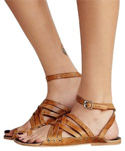 Free People Asos Michael Kors Chanel Sam Edelman Leather tan Sandals