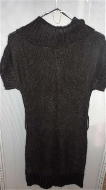 Say What? short dress Cowl Neck Sweater Soft Size L on Tradesy