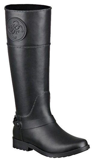 Preload https://img-static.tradesy.com/item/16749247/guess-black-cougar-faux-leather-mid-calf-bootsbooties-size-us-8-0-1-540-540.jpg