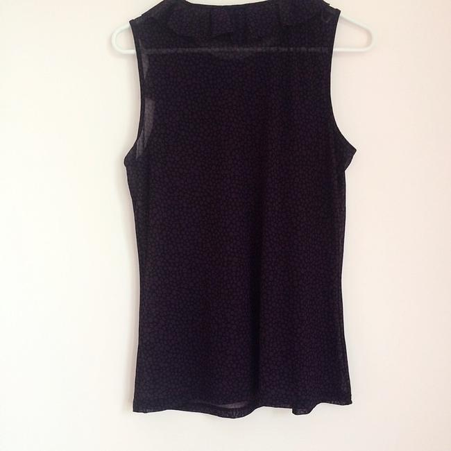 The Limited Top Polka dot sleeveless blouse Image 2