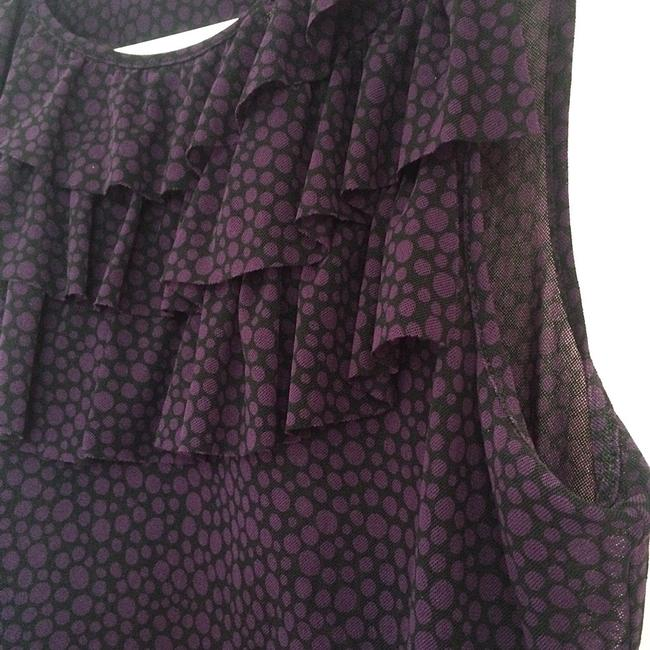 The Limited Top Polka dot sleeveless blouse Image 5