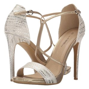 C Label White Sandals