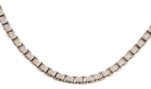 Tiffany & Co. Sterling Silver Venetian Link Necklace