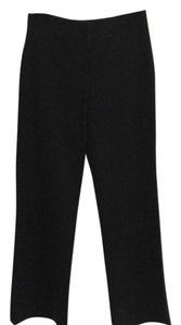 Max Studio Wide Leg Pants Black