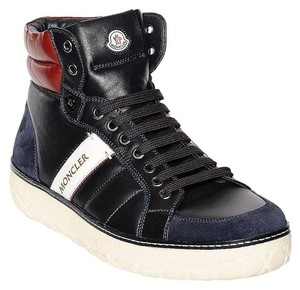 Moncler Gamme Bleu Dior Louboutin Navy Blue Suede Athletic