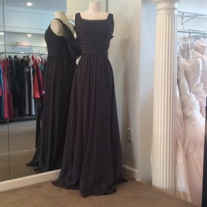 Mori Lee Charcoal Dress