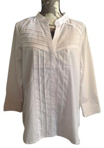 Other 14 Office Shirt Max Mara Top White