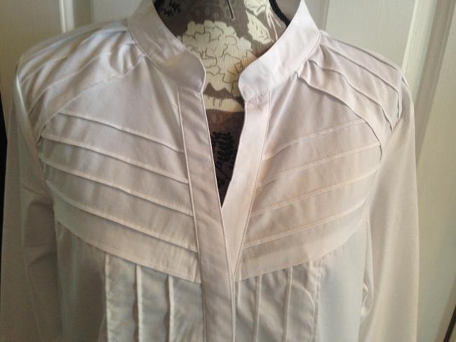 Other 14 Office Shirt Max Mara Top White Image 1