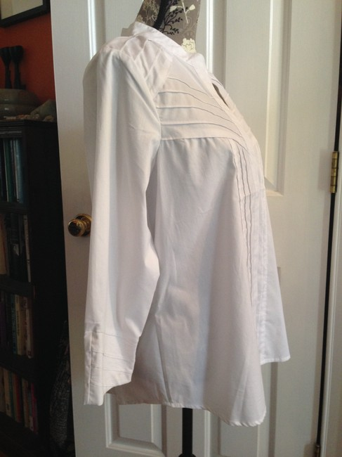 Other 14 Office Shirt Max Mara Top White Image 2