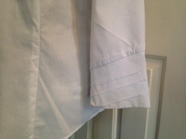 Other 14 Office Shirt Max Mara Top White Image 4