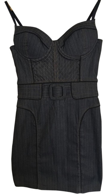Preload https://img-static.tradesy.com/item/16752232/joyce-leslie-denim-mini-short-casual-dress-size-4-s-0-1-650-650.jpg