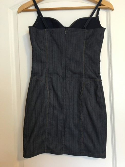 Joyce Leslie short dress Denim Mini Stretchy on Tradesy Image 2