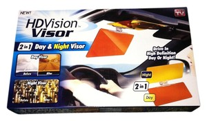HD Vision Visor HD Vision Visor 2 in 1 Day & Night Visor
