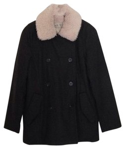Jack Wills Military Look Perfect Condition Warm All Wool Pea Coat