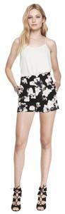 Express Nightout Date Night Mini/Short Shorts floral