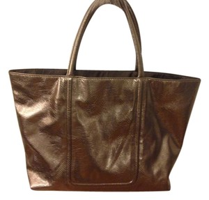 Estee Lauder Tote in Gold