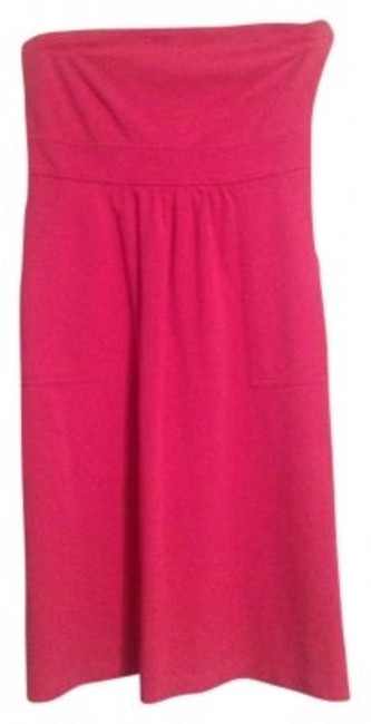 Preload https://item2.tradesy.com/images/jcrew-pink-above-knee-short-casual-dress-size-4-s-167541-0-0.jpg?width=400&height=650