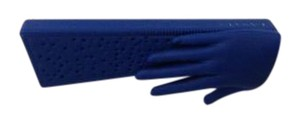 Lanvin LANVIN NWT ELECTRIC BLUE HAND BROOCH