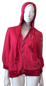 Twisted Heart Red Jacket
