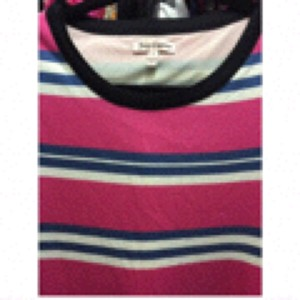 Juicy Couture short dress Pink Stripe on Tradesy