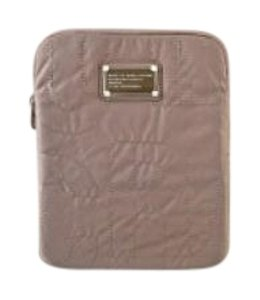 Marc by Marc Jacobs Marc Jacobs Taupe Nylon Ipad Case