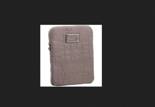 Marc by Marc Jacobs Marc Jacobs Taupe Nylon Ipad Case Image 1