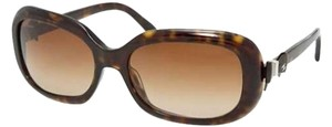 Chanel Chanel Sunglasses 5170 Ribbon Bow Brown Tortoise CC Logo Square Celebrity