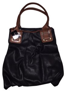 Black Rivet Shoulder Bag