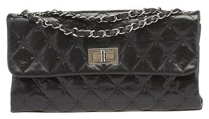 Chanel East West Quilted Shoulder Bag
