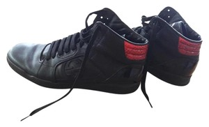 Gucci Leather Men's Black Athletic