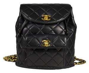Chanel Backpck Backpack