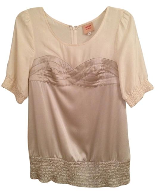 Preload https://item4.tradesy.com/images/twinkle-by-wenlan-ivory-blouse-size-2-xs-167578-0-1.jpg?width=400&height=650