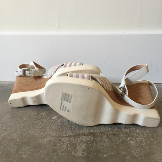 French Connection White Wedges