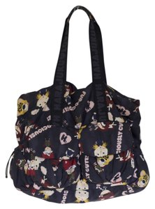Harajuku Lovers Tote in Navy Blue