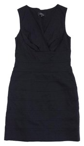Robert Rodriguez short dress Black Cotton Sleeveless on Tradesy