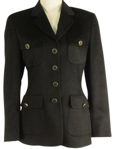 Escada Women Women Fashion Women Wear Black Jacket