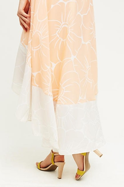 motif Maxi Dress by Anthropologie High Low Anthro Image 2