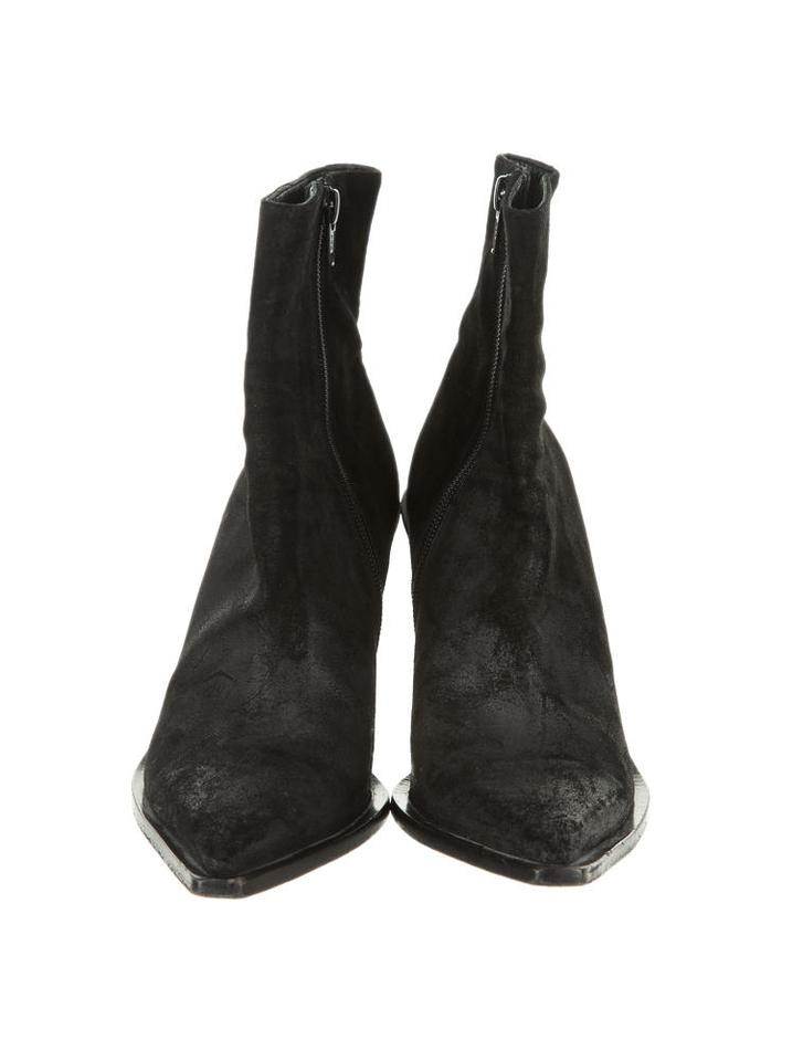 Boots Booties Black Demeulemeester Ankle Ann BHR7Fqx