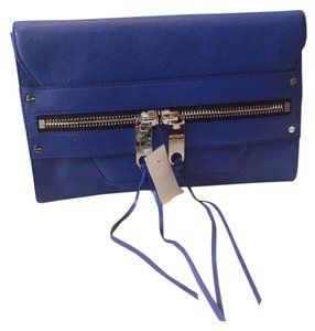 MILLY BLUE Clutch