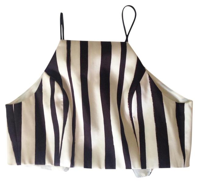 Item - Black and White Top