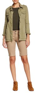 Christopher Blue Bermuda Shorts KHAKI