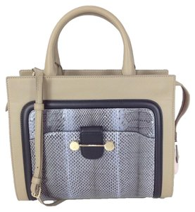 Jason Wu Satchel in Birch Multi