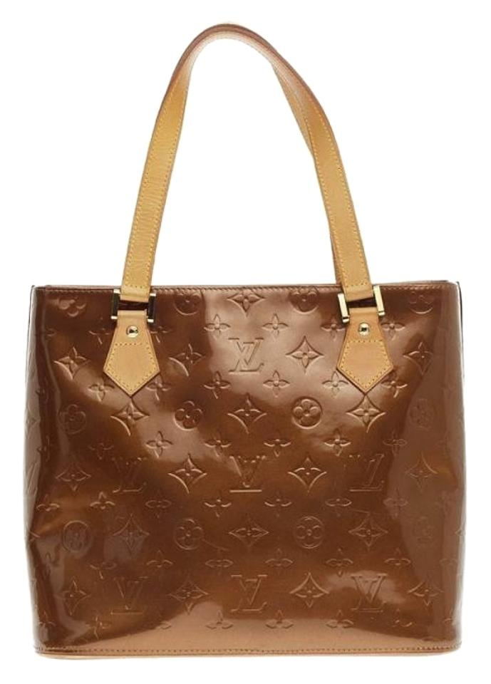 7244368587e0 Louis Vuitton Tote Neverfull Neverfull Pm Satchel in Bronze Image 0 ...