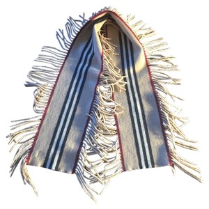 Burberry London Burberry wool and cashmere scarf
