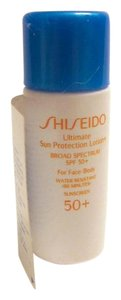 shiseido Shiseido Ultimate Sun Protection SPF50 Sunscreen 7ml Sample Size