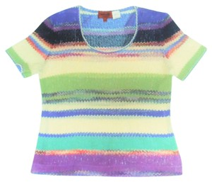 Missoni Striped Vintage Knit Sweater