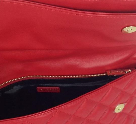 St. John red Clutch Image 2
