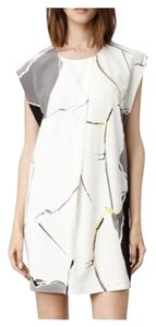 AllSaints short dress All Saints Abstract Exclusive on Tradesy